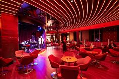 Let your hair down in the Jazz Club #Cruise #Travel #LuxuryTravel