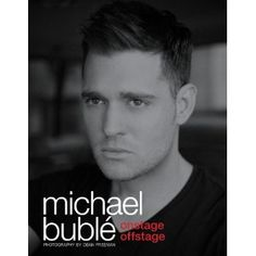 http://www.amazon.co.uk/Onstage-Offstage-Official-Illustrated-Memoir/dp/0593067533/ref=sr_1_1?s=books=UTF8=1320394867=1-1  mmmmmmmm michale buble gotta get me this xx