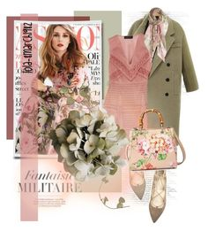 """""""Untitled #1917"""" by lola-8march1982 ❤ liked on Polyvore featuring moda, Burberry, masha & kate e Gucci"""