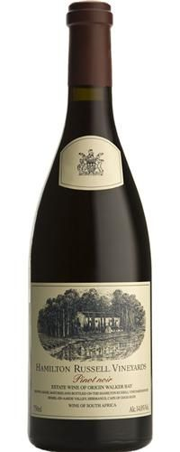 Hamilton Russell Pinot Noir scores 86 points. #wine #SouthAfrica