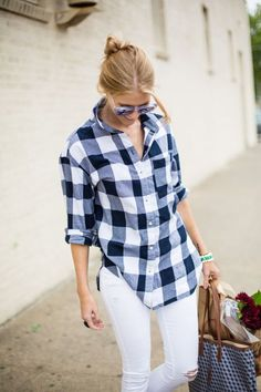 81f54605353e How To Wear Checkered Shirts And Look Like A Total Boss