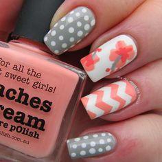 Hermosas uñas