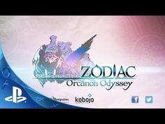 PlayStation Experience 2015: Zodiac: Orcanon Odyssey | PS4, PS VITA Trailer - YouTube