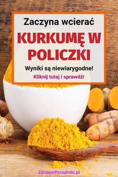 Zaczyna wcierać kurkumę w policzki, wyniki są niewiarygodne! Donia, Face Massage, Good To Know, Body Care, Health Tips, Detox, Beauty Hacks, Food And Drink, Health Fitness