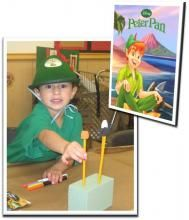 Having a Preschool Storybook Character Parade from The Seeds Network