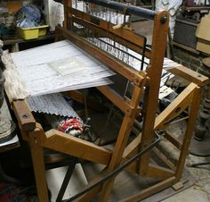 Item Up For Bidding At Auction - Estate Auction at Historic Oakwood in Fayette, MO Union Loom #36