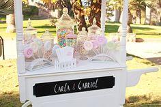 Detalles Candy Bar