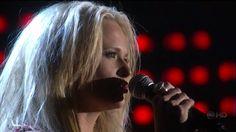 Miranda Lambert - Gunpowder & Lead - CMA Awards, via YouTube.