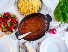 Mustig köttfärssås - ZEINAS KITCHEN