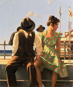 jack vettriano | Jack Vettriano Paintings - Jack Vettriano A Voyage Of Discovery ...
