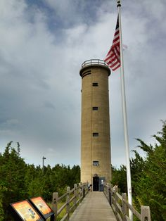 WW II Observation Tower, Cape May, NJ