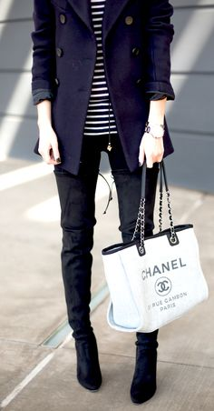 BOOTS // TEE // JACKET C/O // JEANS // NECKLACE //  Krystal Schlegel waysify SUNGLASSES Images by Mary Summers