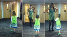 Caitlyn Jenner, Laverne Cox And My 7-Year-Old Daughter, by Marlo Mack.