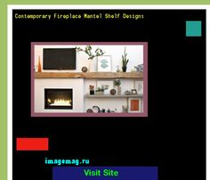 Contemporary Fireplace Mantel Shelf Designs 161159 - The Best Image Search
