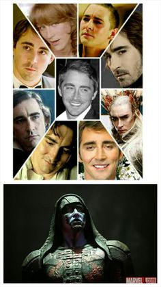Lee Pace... such an underrated actor