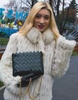 Love winter. Order your favorite bag from www.powwowchic.ro and be fabulous in the new years eve