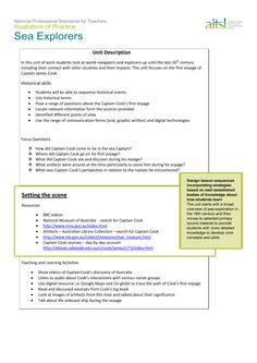 History Lesson Plan -Yrs5/6