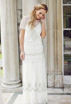 Luellas Boudoir Is A Unique Bridal Boutique In Wimbledon Village London Segerius Bruce Photography