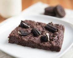 Brownies aux biscuits oreo® Ingrédients