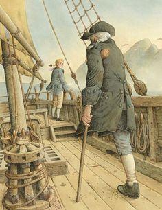 Roberto Innocenti, Treasure Island