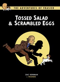 Tossed Salad and Scrambled Eggs Olly Moss