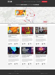 Image result for event website design