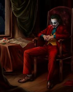 Dc Comics Art, Batman And Superman, Marvel Dc Comics, Joaquin Phoenix, Emo Pictures, Joker Poster, Joker Images, American Gods, American Actors