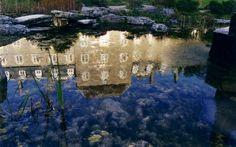 Bi-Centenary Gardens, South campus, NUI Maynooth. #studyabroad http://www.arcadia.edu/abroad/Maynooth/