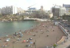St. George's Beach, St. Julian's - Malta
