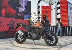KTM, The World's No. 1 & India's fastest growing premium motorcycle brand, announced the launch of the most awaited KTM 390 Bajaj Auto, Ktm 450, Ktm Duke, Adventure Tours, Latest Cars, Fuel Injection, World Championship, Touring