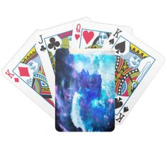 Secret Cove Bicycle Playing Cards