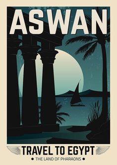 Aswan (Assouan), Egypt