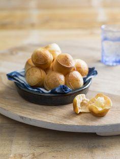 Brazilian cheese puffs | Thermomix | Good food, gluten free