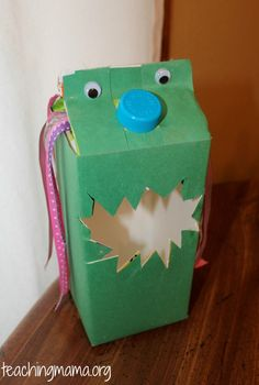 Alphabet Monster by teaching mama. Pinned by SOS Inc. Resources @SOS Inc. Resources.
