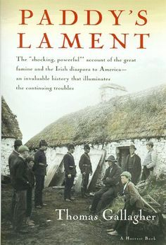 Paddy's Lament, Ireland Prelude to Hatred. Good book about the Irish Famine, a period of history that both horrifies and fascinates me. If you only read one book about the famine, read this one. I Love Books, Great Books, Books To Read, My Books, American Story, Irish American, American Girl, Science Fiction, Romance