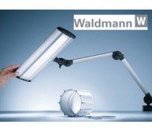 Waldmann TANEO STZL 24 R Arm Mounted Luminaire