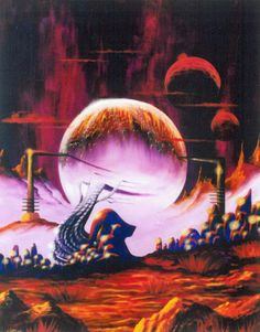 """Steve R Dodd """"Enclosed Society"""" (1980s) previously unpublished"""