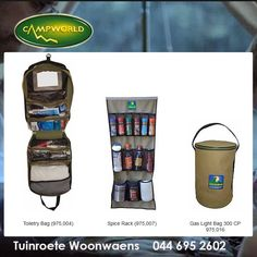Visit Tuinroete Woonwaens for all your camping accessories and equipment, we have a very large variety of products that will make your camping lifestyle easier and more comfortable. #camping #outdoorliving #lifestyle