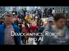 Demographics, Robots, and AI | Elon Musk