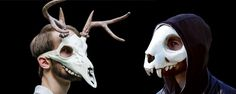 Animal Skull Masks