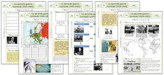 Histoire CM2 - Séquence complète : La Seconde Guerre Mondiale