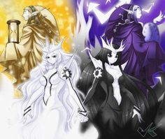 Clow Cards - The Dark & The Light | Cardcaptor Sakura (カードキャプターさくら), CCS, Cardcaptors, Card Captor Sakura | CLAMP