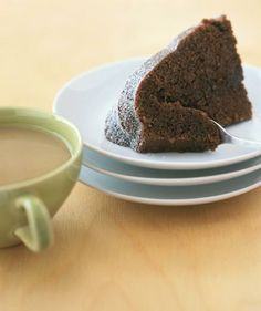 Chocolate-Earl Grey Cake recipe