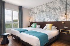 Réservez une chambre dans notre hôtel  Birdy by HappyCulture™ au style tropical pour un séjour unique à Aix-en-Provence. Wifi, HappyTime & Restaurant.