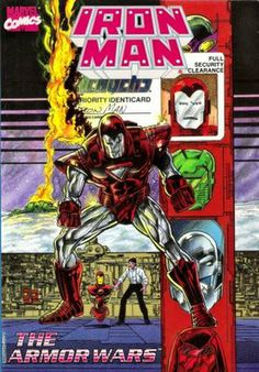 Archivo de Comics: IRON-MAN: Armor Wars