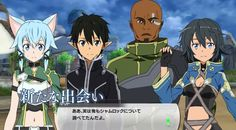 SAO Lost Song