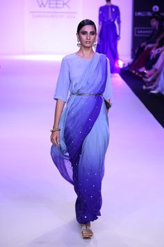 Reliance Trends presenting @Neeta_Lulla creations at Lakme Fashion Week Summer/Resort 2014! Soon to be available at Reliance Trends stores this Spring Summer! #Fashion #Spring