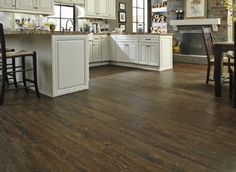 4mm Clear Lake Chestnut Click Resilient - Tranquility | Lumber Liquidators