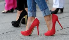 red black.