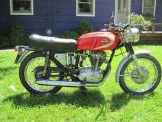 1967 Ducati 250 Mark 3